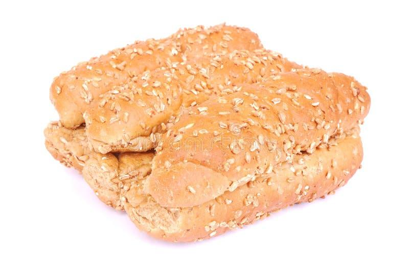 chlebowe babeczki obraz stock