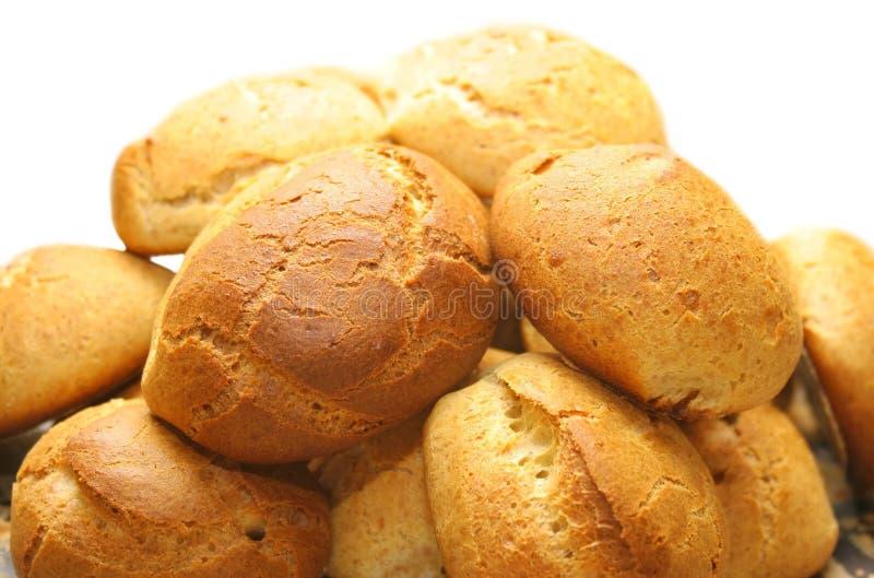 chlebowe rolki zdjęcie royalty free