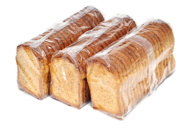 Chlebowi rusks obrazy stock
