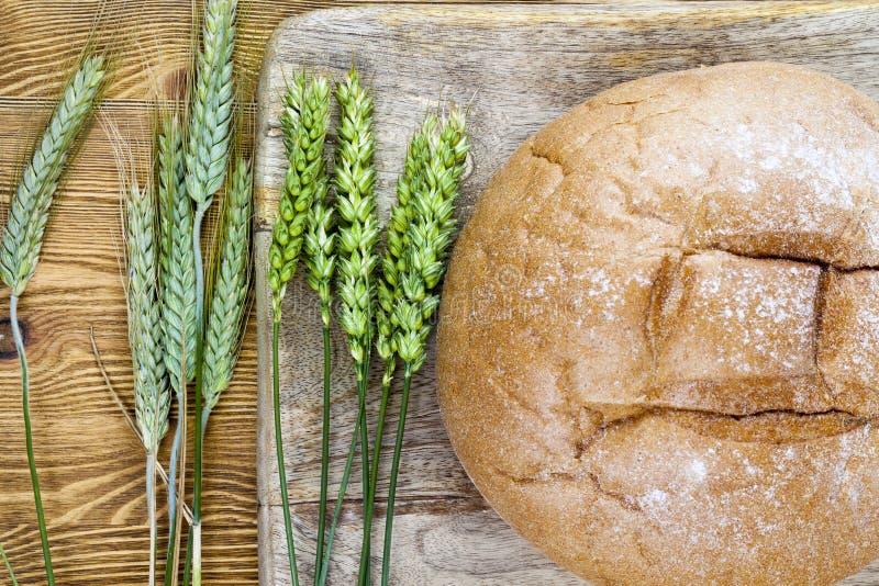 chlebowy domowej roboty cały obraz stock