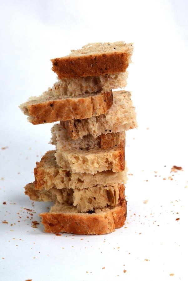 chlebowy odosobnienia żyta biel fotografia royalty free