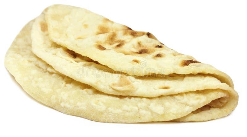 chlebowy ręcznie robiony roti zdjęcia royalty free