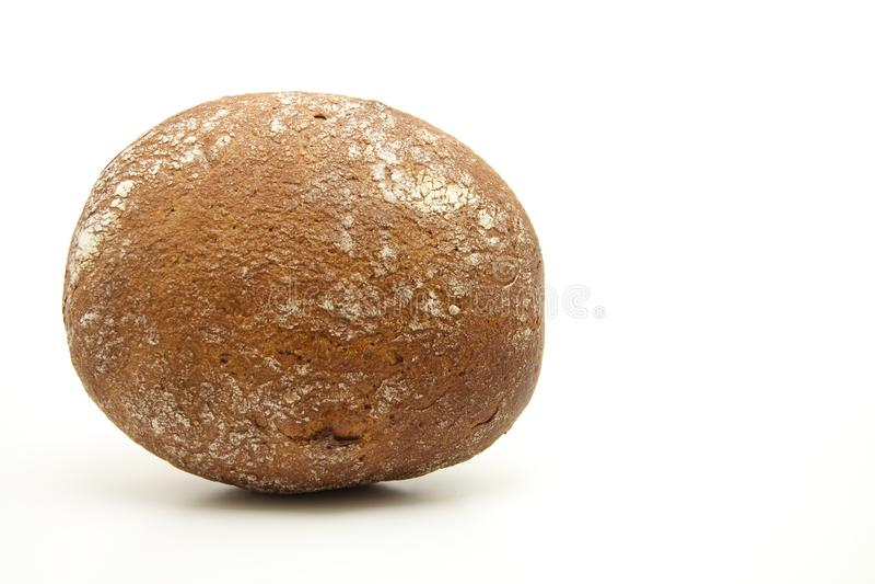 chlebowy round obrazy stock