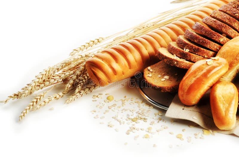 chlebowy strzał fotografia stock
