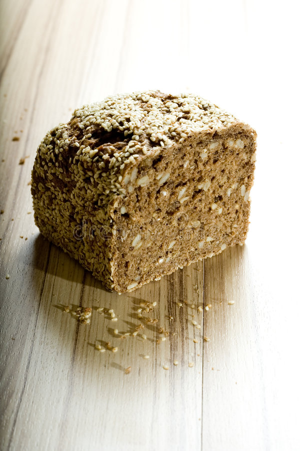 chlebowy wholewheat obrazy stock