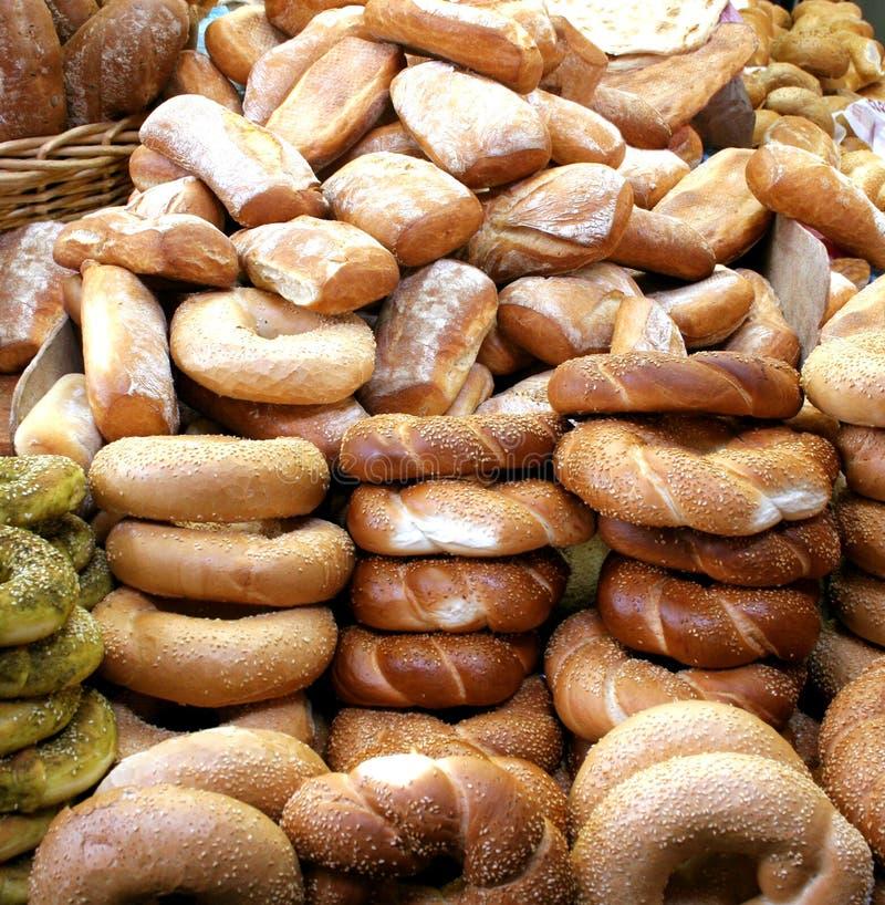 chleby zdjęcia stock