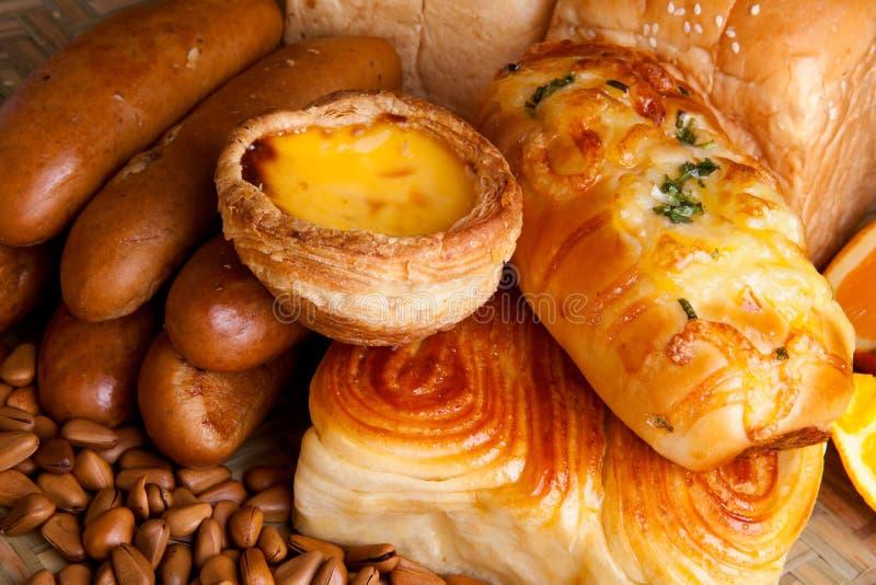 Chleby obrazy royalty free