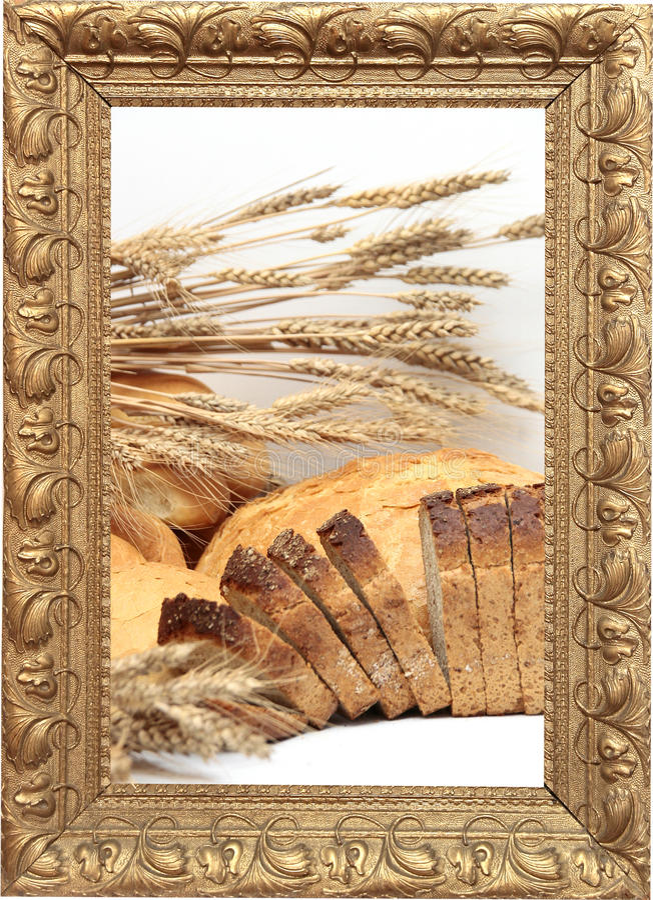 chleby próżnują obraz stock
