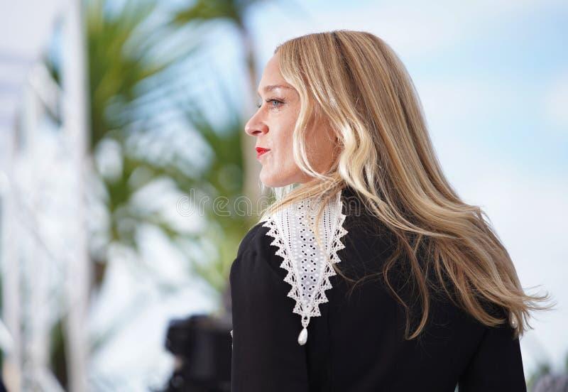 Chloe Sevigny woont photocall bij royalty-vrije stock foto