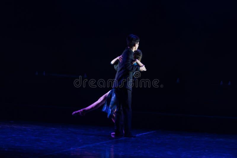 Chmielny tango 3--Tana dramata osioł dostaje wodnym fotografia royalty free