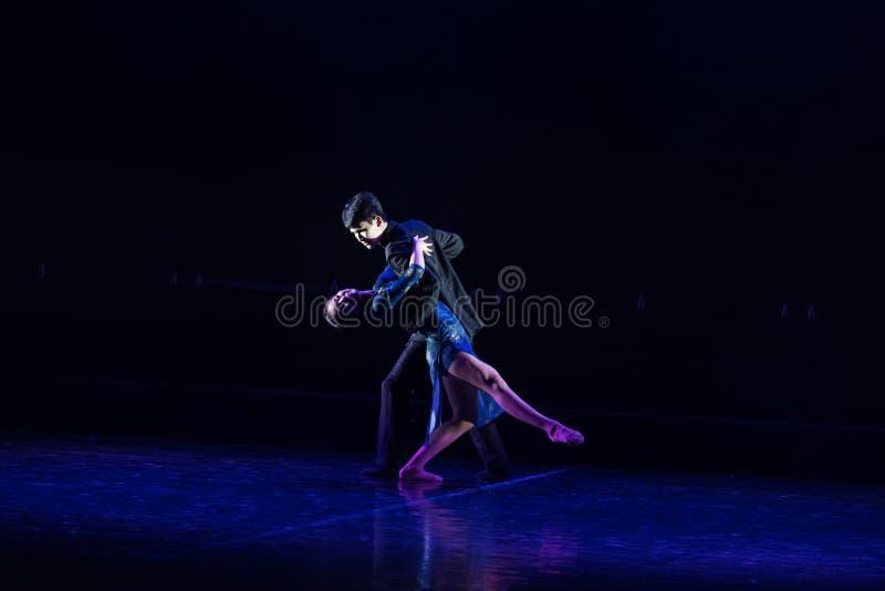 Chmielny tango 5--Tana dramata osioł dostaje wodnym fotografia stock