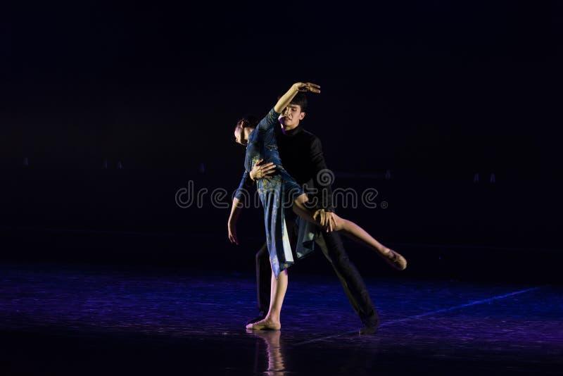 Chmielny tango 10--Tana dramata osioł dostaje wodnym zdjęcie stock