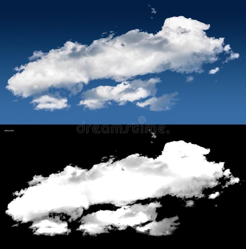 chmura fotografia royalty free