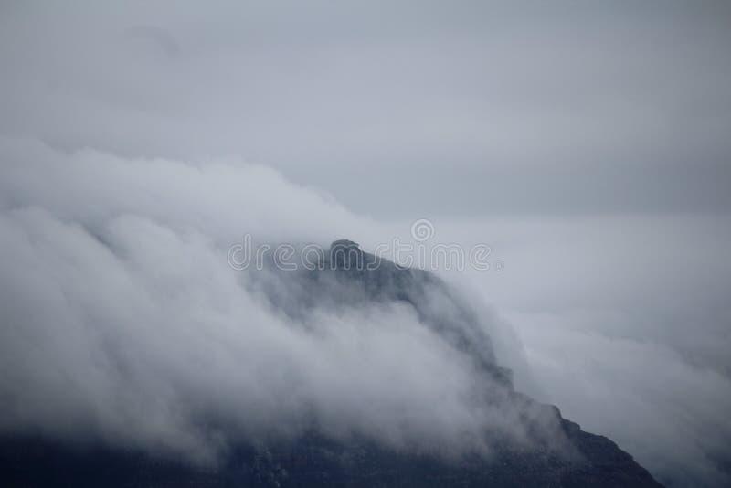 9 chmura zdjęcie royalty free