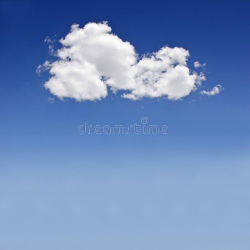 Chmura zdjęcie royalty free