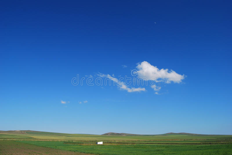 chmura gubił obrazy royalty free