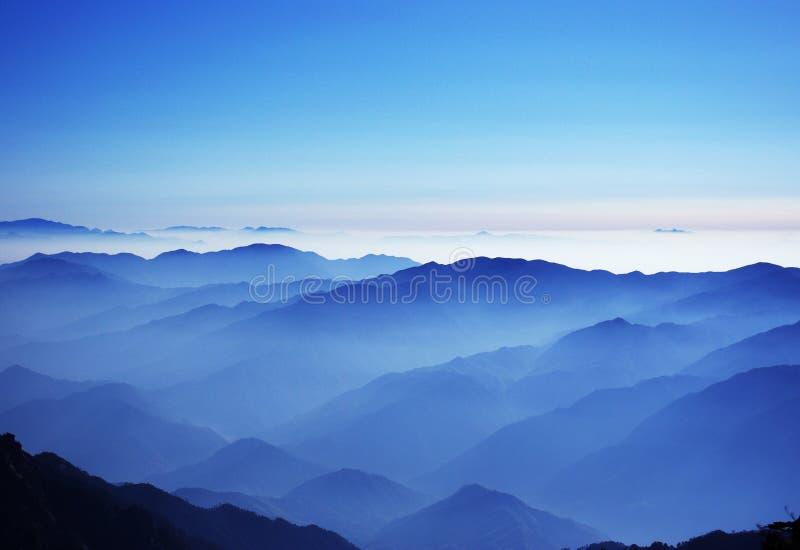 chmura morza zdjęcie royalty free