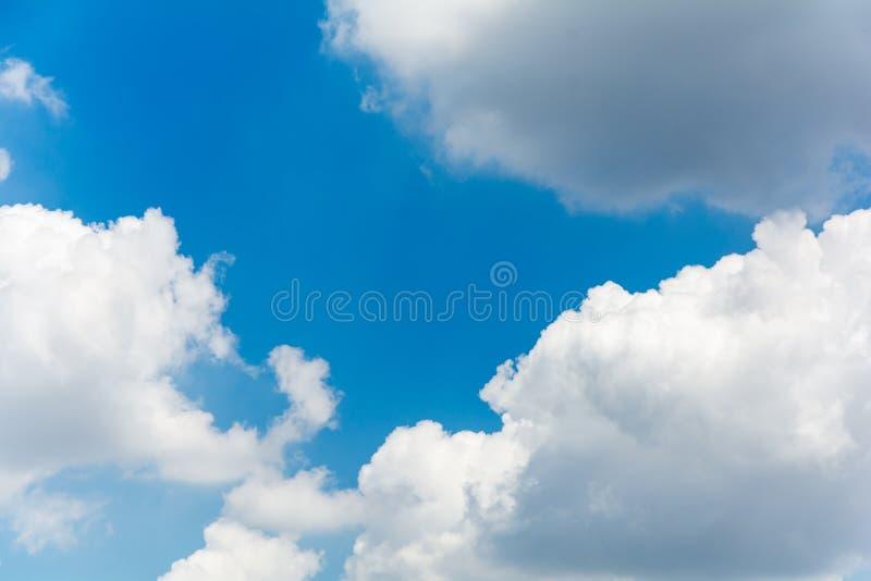 Chmura, niebo fotografia stock