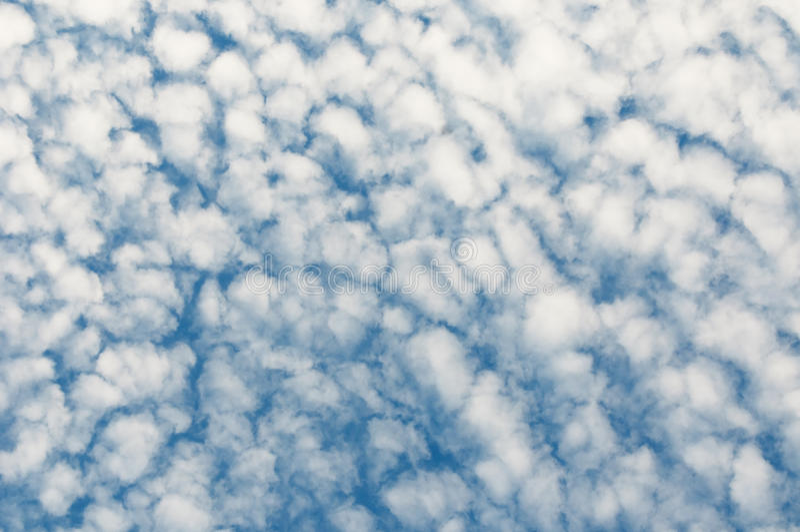 chmurny tła niebo obrazy stock