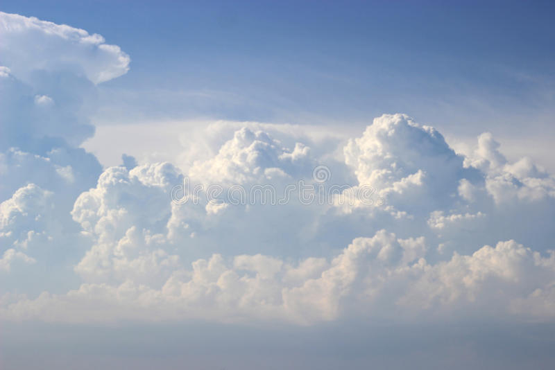 1 chmury obraz royalty free