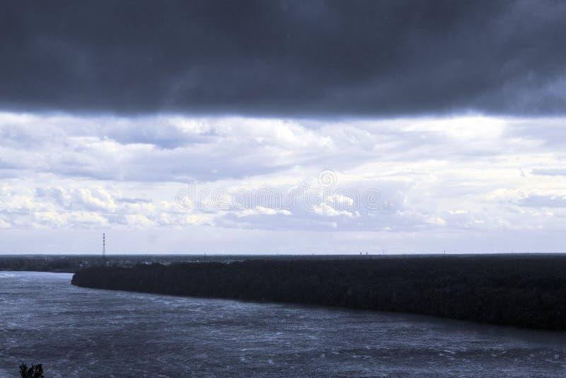 chmury burzowe półki zdjęcia stock