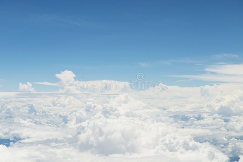 Chmury od chmura fotografia royalty free