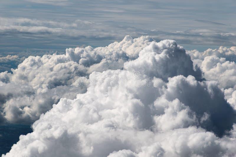 Chmury od chmura obraz stock