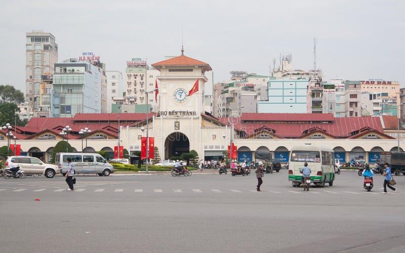 Cho Ben Thanh foto de stock royalty free