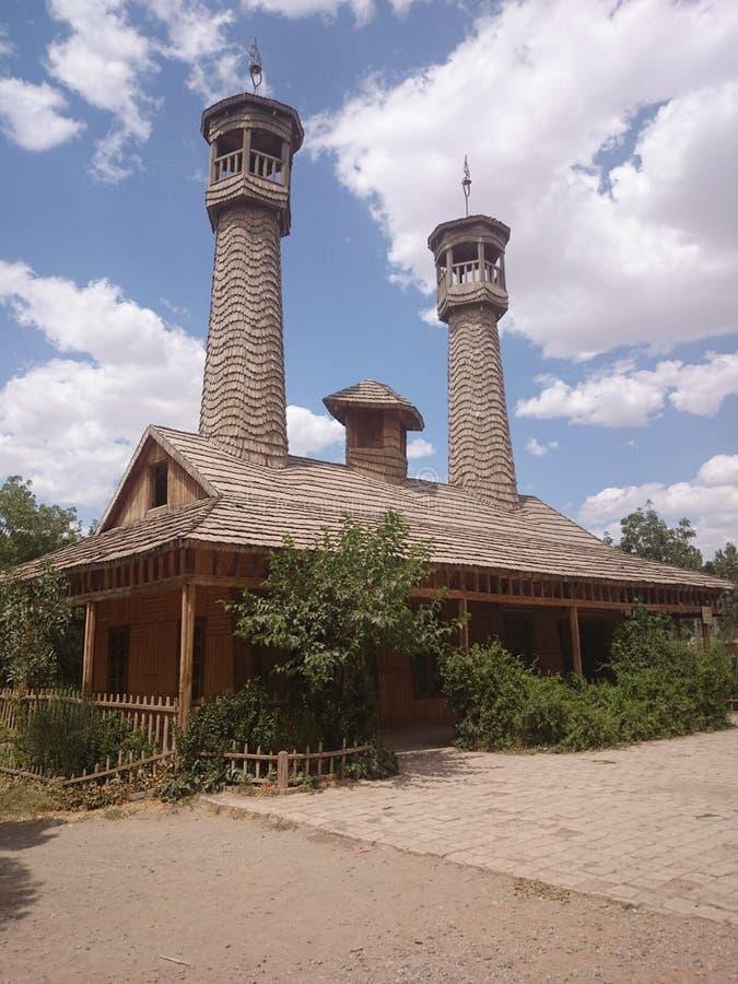 Chobin meczet zdjęcie stock