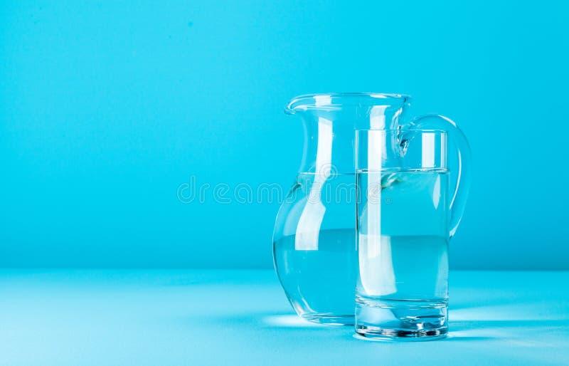 Choc de l'eau image libre de droits