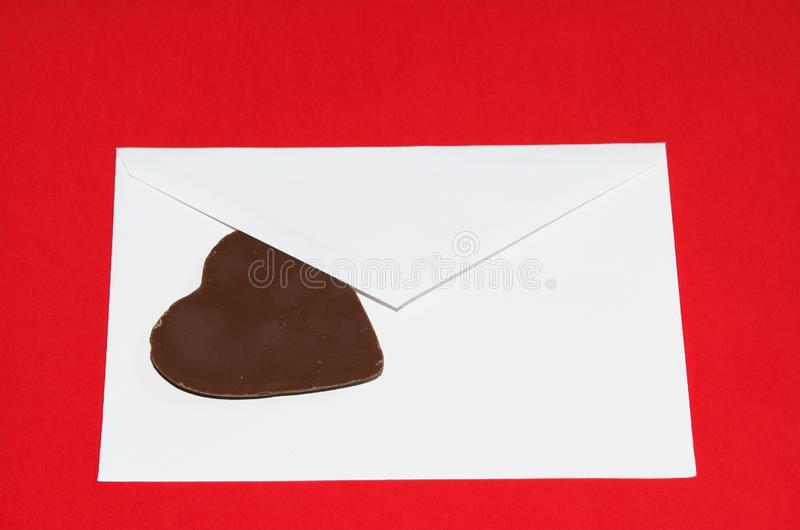 Download Choclate hearts stock photo. Image of sweet, lipstick - 1556610