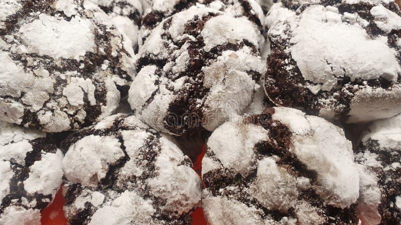 Choco Chips aus Cebu, Philippinen stockbilder
