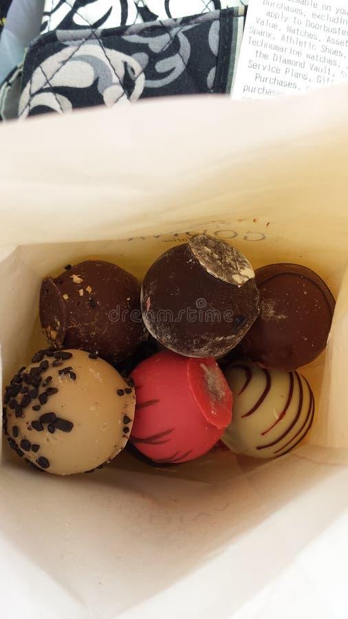 chocolade royalty-vrije stock foto