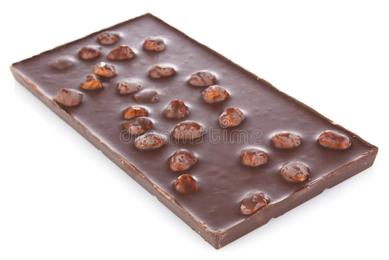 Download Chocolade met hazelnoot stock foto. Afbeelding bestaande uit dessert - 29514250
