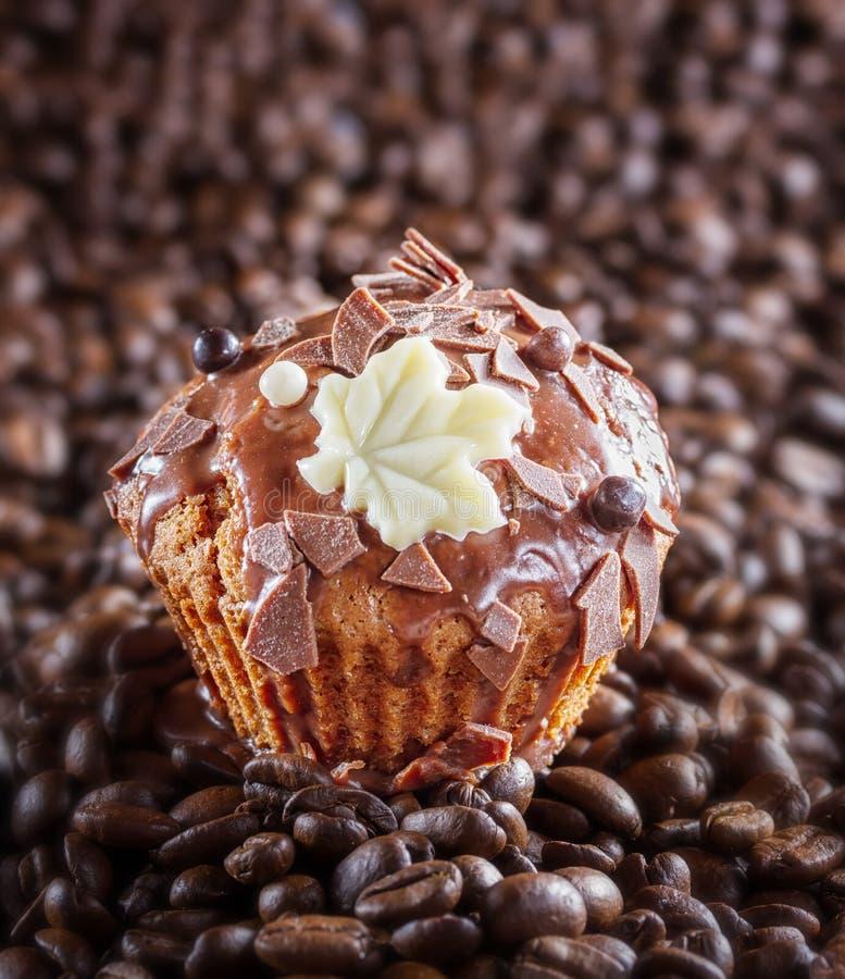 Download Chocolademuffin stock foto. Afbeelding bestaande uit geroosterd - 39111806
