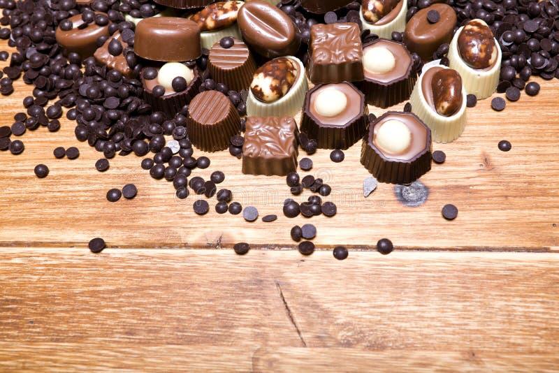 Chocolat photo libre de droits