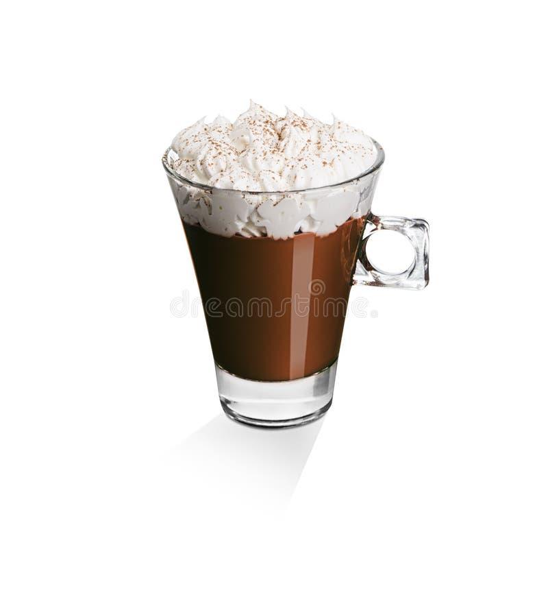 Chocolat chaud photo libre de droits