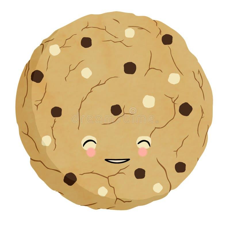 Chocolat Chip Cookie photo stock