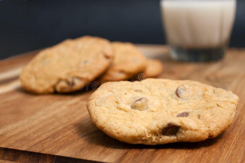 Chocolat Chip Cookies III image stock