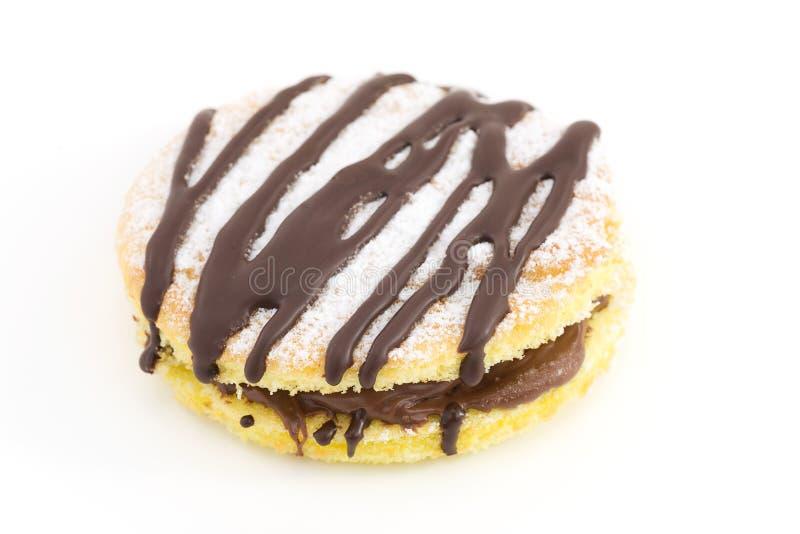 Chocolat de casse-croûte images stock