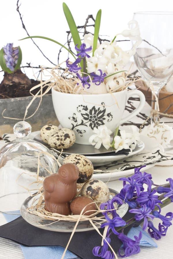 Chocolat de Pâques photo libre de droits