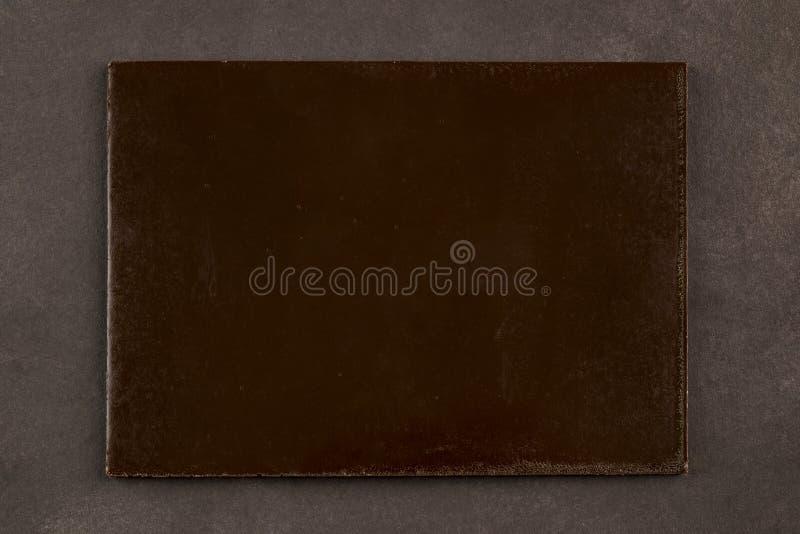 Chocolat fonc? images libres de droits