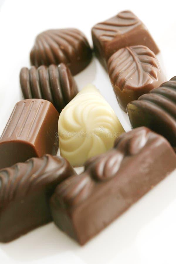 Download Chocolate imagem de stock. Imagem de doce, imagem, presente - 12801531