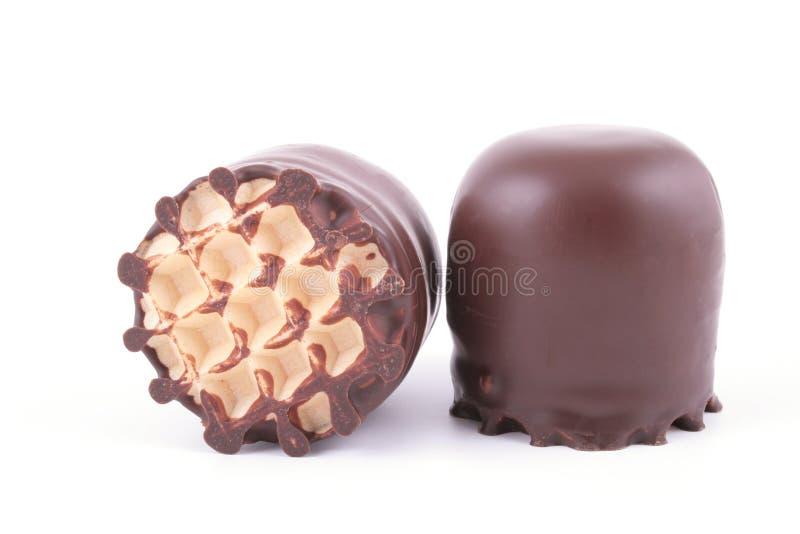 Download Chocolate imagen de archivo. Imagen de postre, chocoholic - 1284855