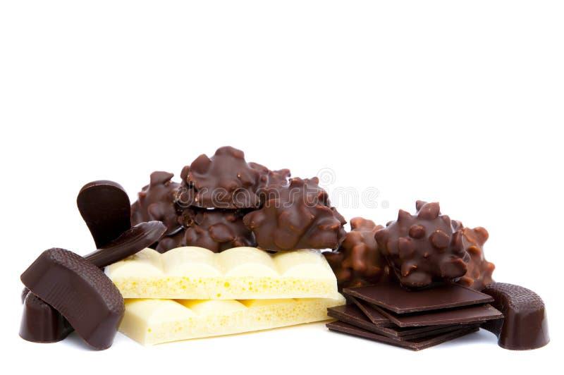 Download Chocolate stock photo. Image of dark, dessert, nutritious - 16983764
