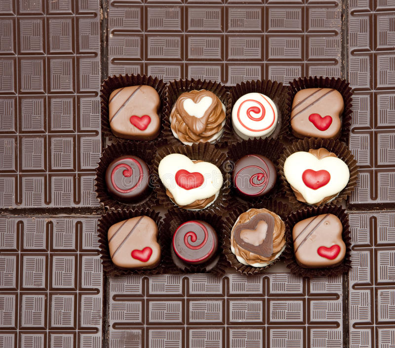 Download Chocolate stock image. Image of many, nourishment, nutrition - 28526673
