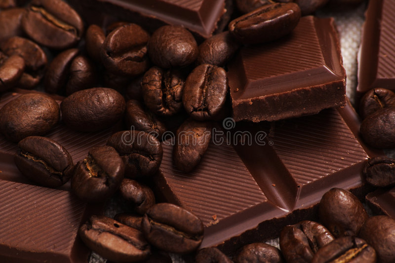 Chocolate fotografia de stock royalty free