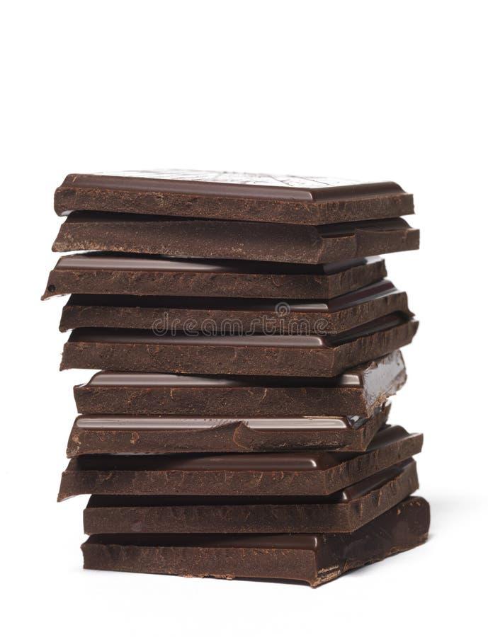 Download Chocolate foto de archivo. Imagen de macro, indulgencia - 44850180