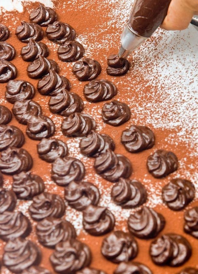Chocolate fotografia de stock