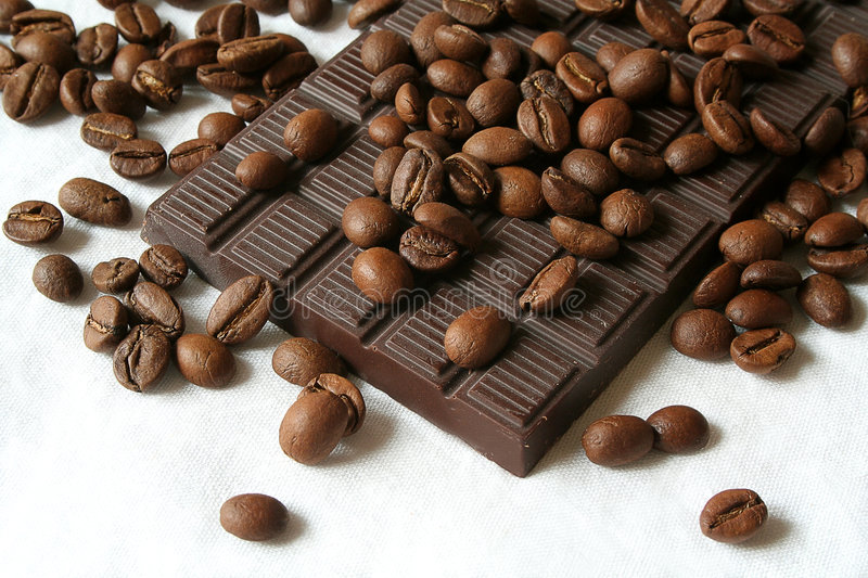Chocolate stock images